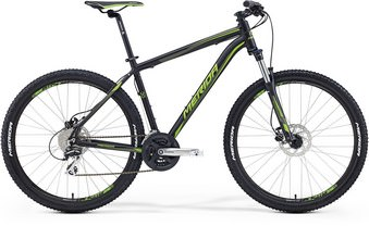 Велосипед MERIDA Big.Seven 20 Hydraulic Disc