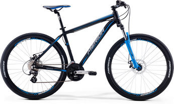 Велосипед MERIDA Big.Seven 15 Mechanical Disc