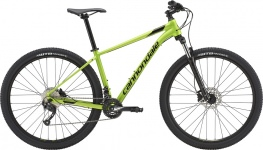Велосипед Cannondale Trail 7 27.5 (зеленый, 2019)