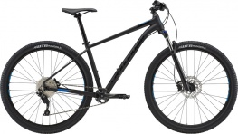Велосипед Cannondale Trail 5 27.5 (черный, 2019)