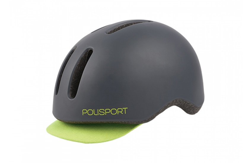 Шлем Polisport COMMUTER Grey