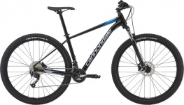 Велосипед Cannondale Trail 7 29 (синий, 2019)