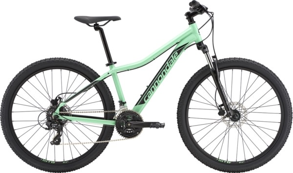 Велосипед Cannondale Foray 2 (зеленый, 2019)