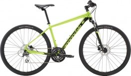 Велосипед Cannondale Quick CX 4 (зеленый, 2019)