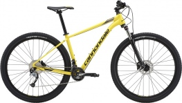 Велосипед Cannondale Trail 6 27.5 (желтый, 2019)