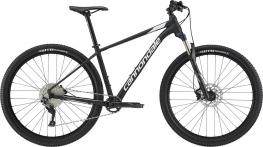 Велосипед Cannondale Trail 3 27.5 (черный, 2019)