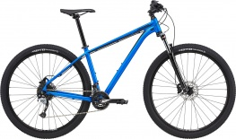 Велосипед Cannondale Trail 5 29 L 2020 (синий)