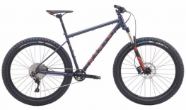 Фэтбайк Marin Pine Mountain 1 27.5+ XL (2018) синий